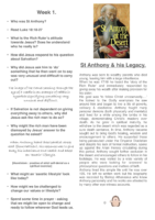 St Anthony His Legacy 1
