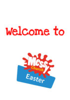 Messy Church Easter 2020